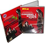 Coming Soon DVD (2008, Thailand)(Official Slipcover Edition)