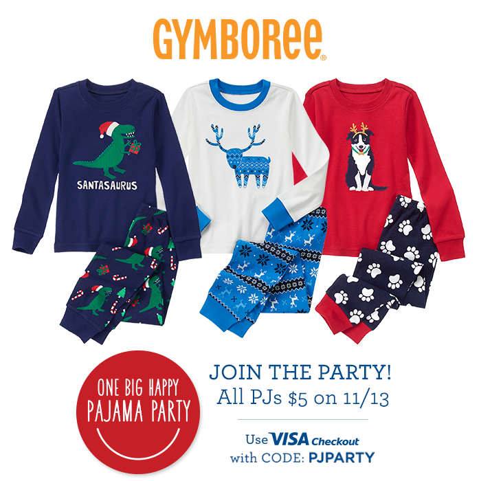 Gymboree Pajama Party