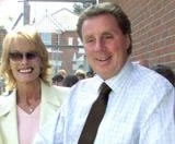 Mrs Redknapp: Lethal from 6 yards out