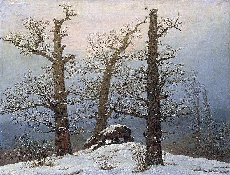 Ficheiro:Huenengrab im Schnee (C D Friedrich).jpg