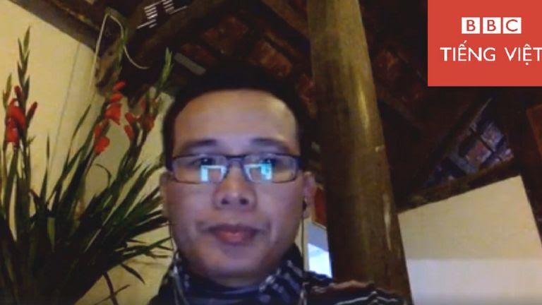 Nhà báo Hoàng Nguyên Vũ