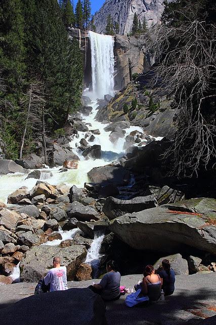 IMG_7873 Mist Trail/Vernal Falls