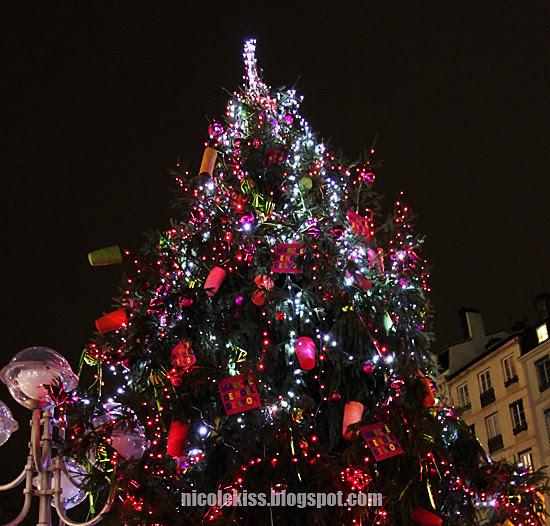 christmas tree lyon