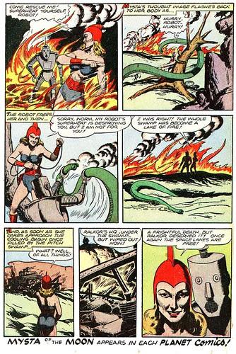 Planet Comics 43 - Mysta (July 1946) 07