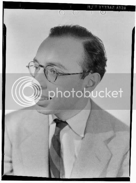 Ahmet in the 1940s