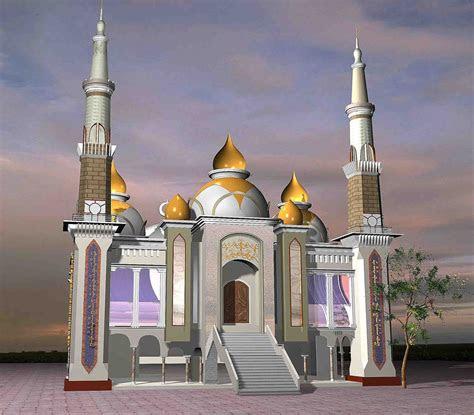 gambar gambar masjid lengkap