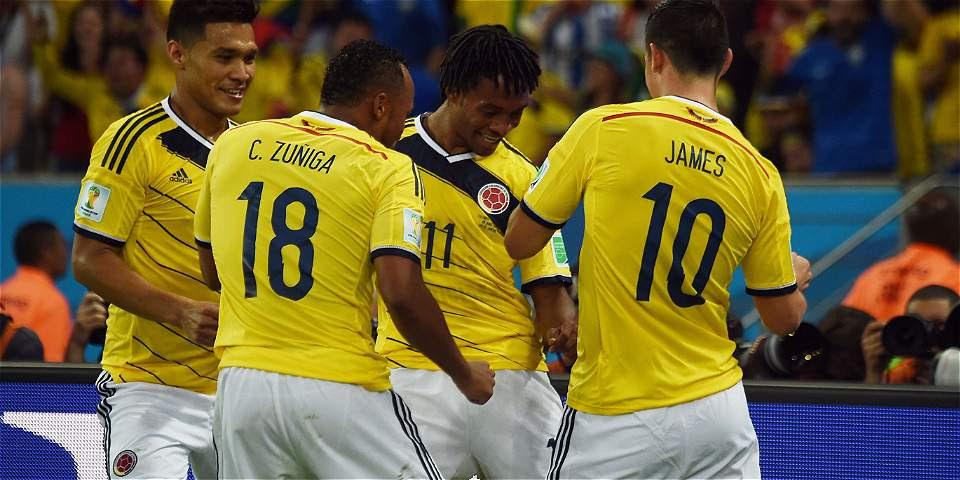 Colombia-Uruguay