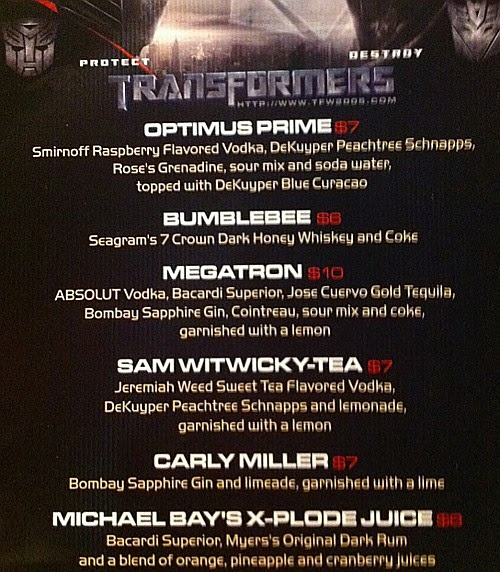 transformersdrinks