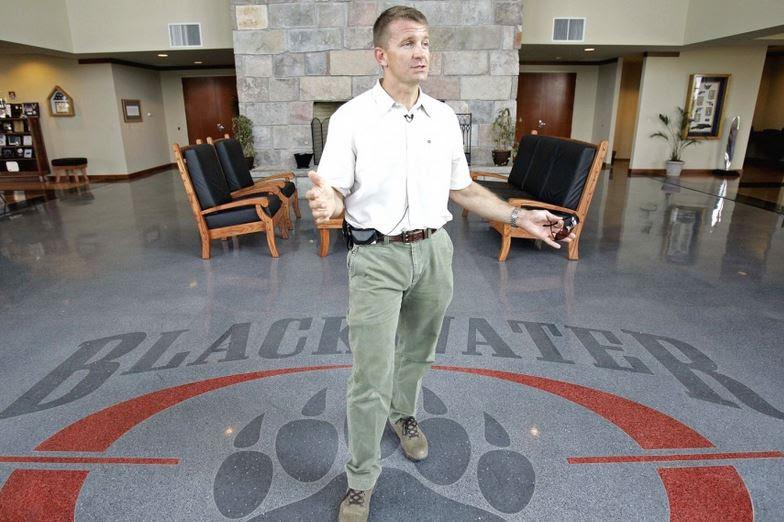 Erik Prince - Blackwater