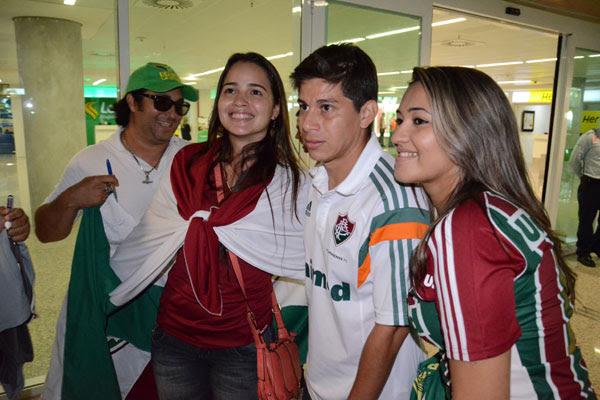 O argentino Conca vem sendo o principal nome do Fluminense nesta temporada, com gols e passes decisivos para seus companheiros