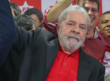 No STJ, avaliação é de que Lula tem chance reduzida de vitória