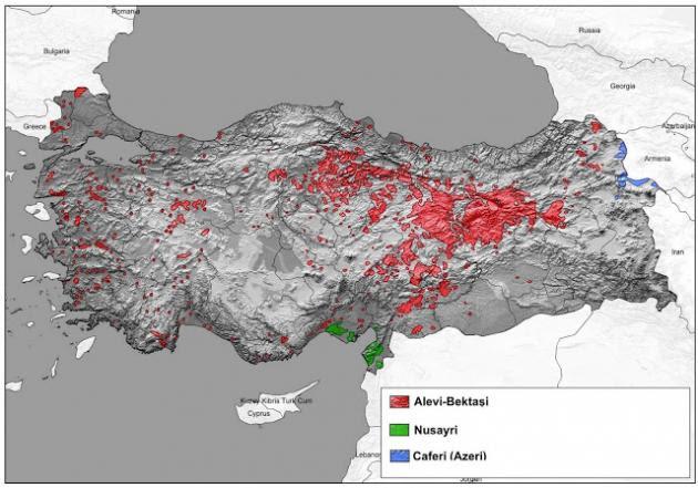 Μετά τους Κούρδους οι Αλεβίτες - Η δεύτερη μεγαλύτερη μειονότητα στην Τουρκία