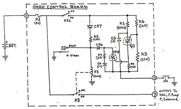 onan wiring diagram motorhome