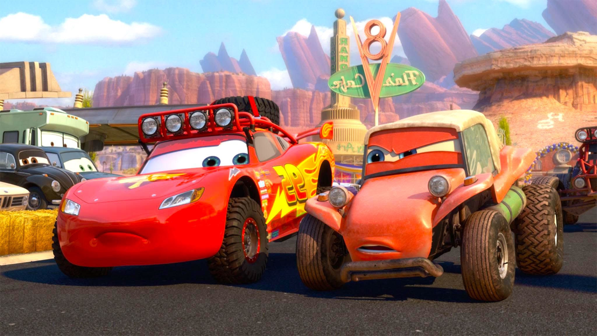 Cars 3 Wallpapers High Quality  Download Free