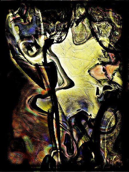 Channelled Fractal 9: Vincent Price