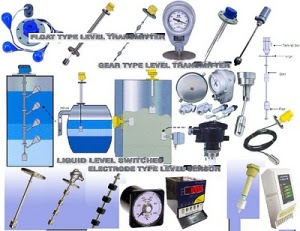 Choosing Types of Level Sensor