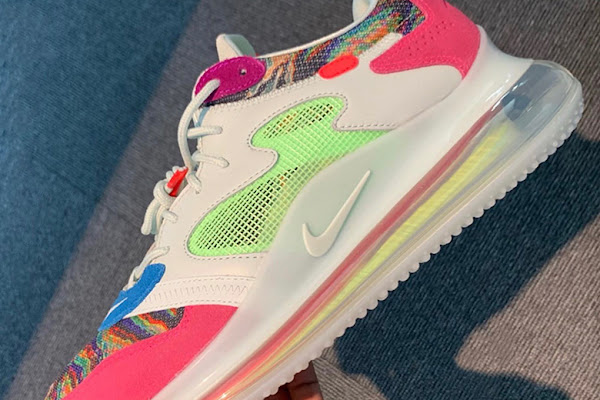 aedce8e677b Odell Beckham Jr. Reveals His Upcoming Nike Air Max 720 Collaboration
