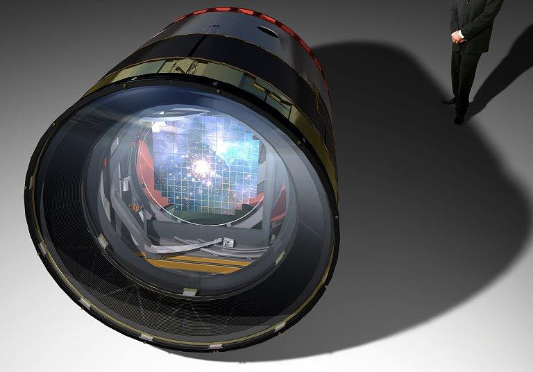 Maior câmera digital do mundo compartilhará dados com o público