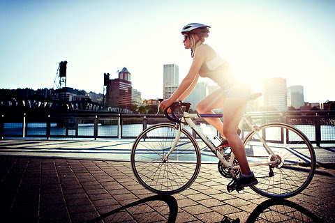 Researchers are studying whether cycling poses risks to women's sexual health.