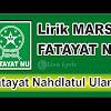 FATAYAT NU (Nahdlatul Ulama) - Lirik Hymne,  Mars, Download mp3 dan Sejarah Berdirinya Fatayat