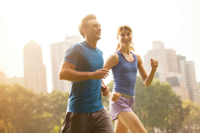 Running is a great way of workout but can sometimes be strenuous. Here are few tips which can help you run faster, longer and with more fun.