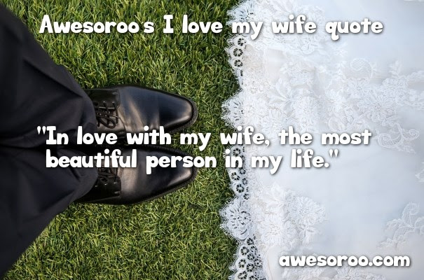 80 Awesome I Love My Wife Quotes Images Apr 2018 Update