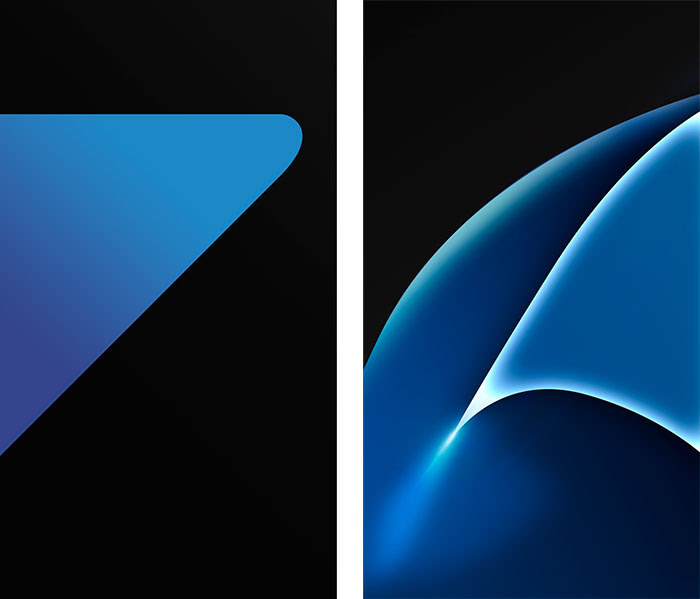 Download Samsung Galaxy S7 Leaked Official Wallpapers Naldotech