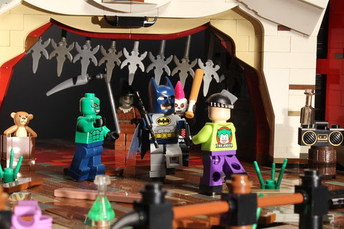Lego Batman and Robin, Joker's Funhouse
