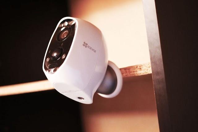 【Ezviz 螢石 IP CAM 】C3A 無線網絡攝影機 有防水功能、支援室內戶外安裝