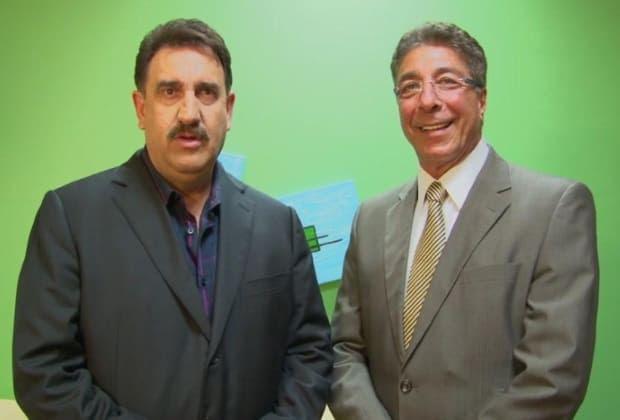 Ratinho e o doutor Farhat eram amigos de longa data