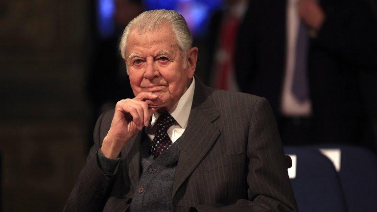 El ex presidente chilenoPatricio Aylwin falleció a los 97 años