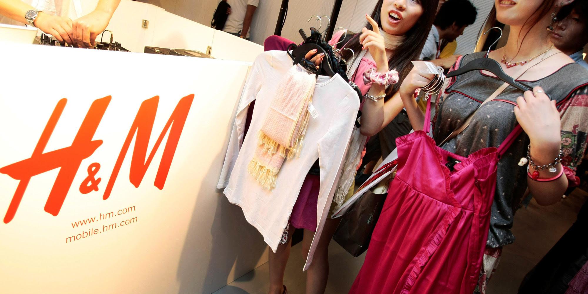 Resultado de imagem para H&M
