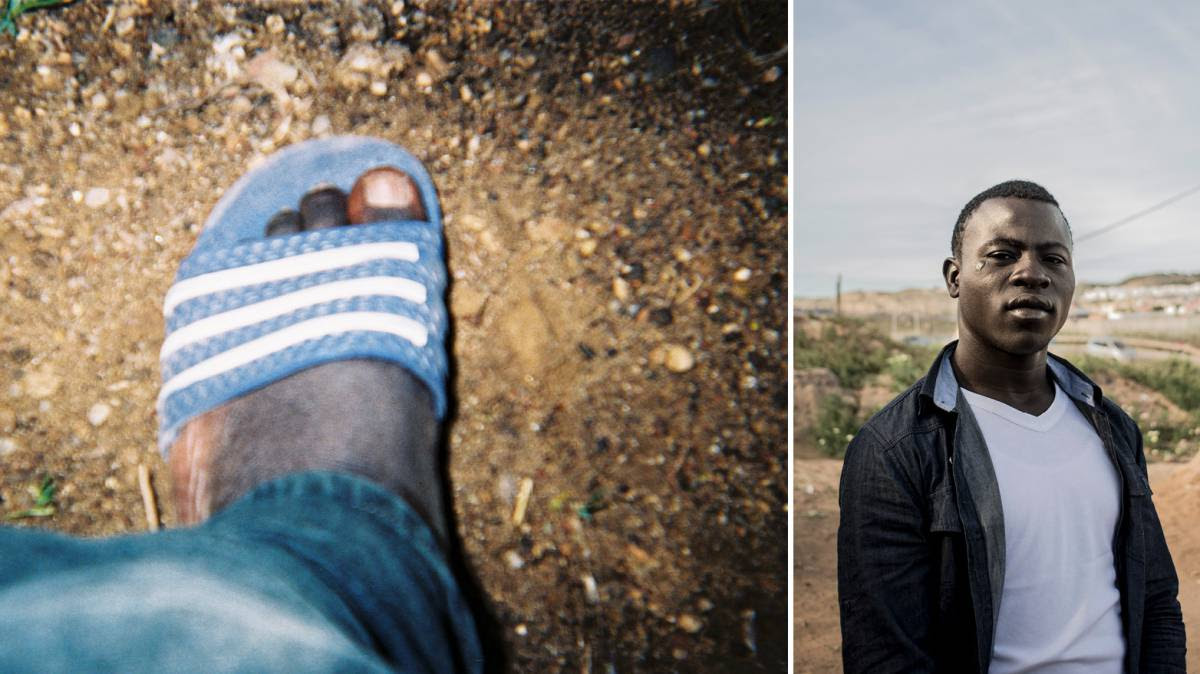 ¿Qué es lo que les da esperanza a los migrantes y refugiados?