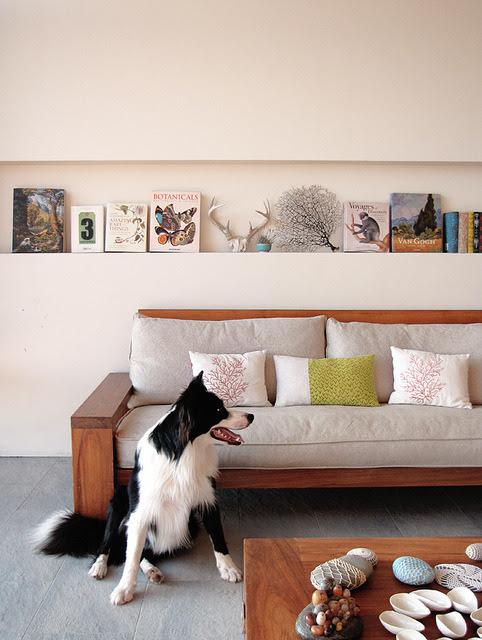 Living Room (by Geninne)
