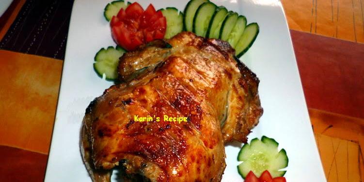 Resep Ayam Panggang Jawa Oleh Karin Frauenfeld