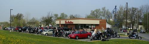 Tim Horton's - Hagersville, Ontario