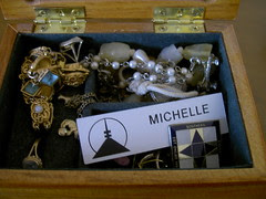 This is ... my knick knack/jewellery box