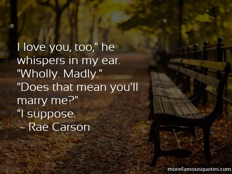Im Madly Love You Quotes Top 42 Quotes About Im Madly Love You