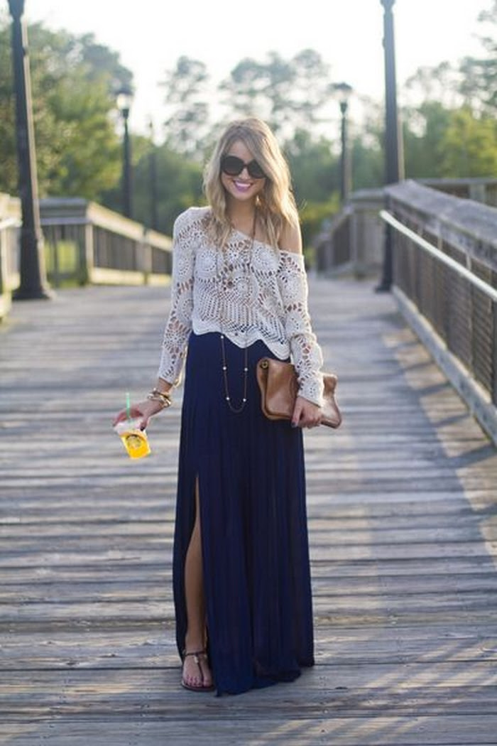 25 boho chic fashion styles to try out in springsummer