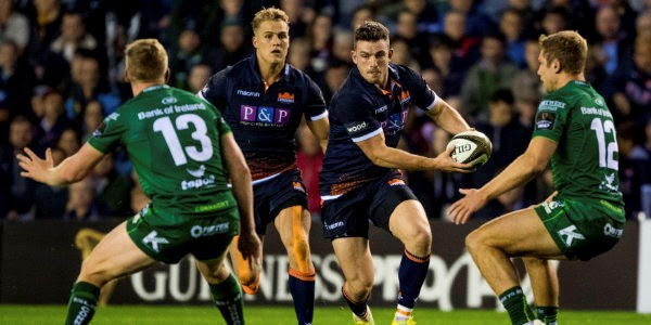 Edinburgh Rugby take on RC Toulon