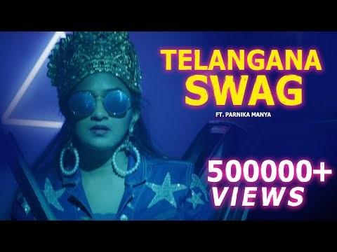 Parnika Manya's - Telangana Swag