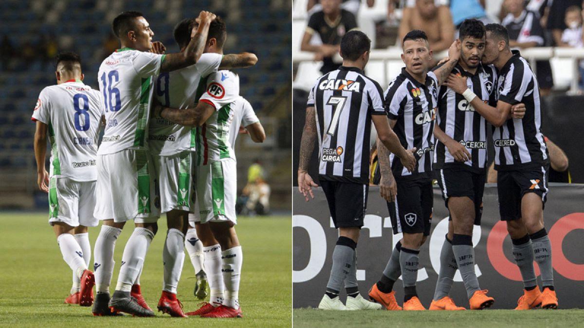 Audax Italiano se mide ante Botafogo en Copa Sudamericana   Tele 13