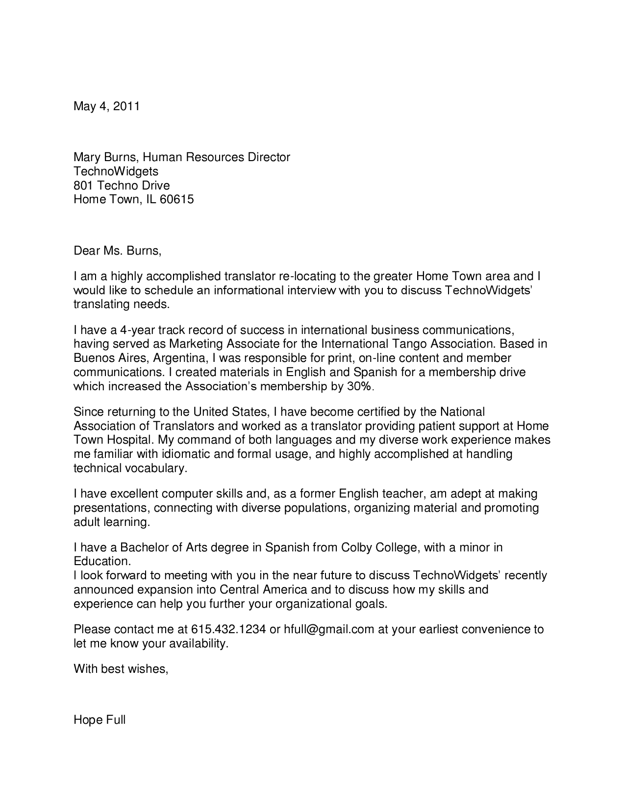letter : engineering cover letter uk