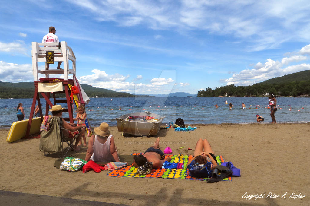 Million Dollar Beach by peterkopher