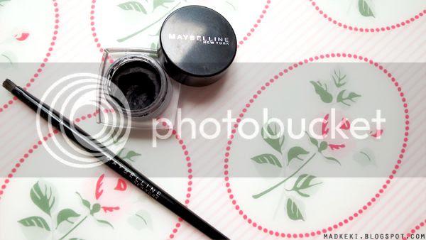 Mayelline Eye Studio Lasting Drama Gel Eyeliner 01 Black