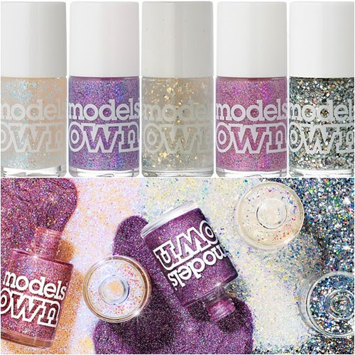 Models Own Wonderland collection swatches