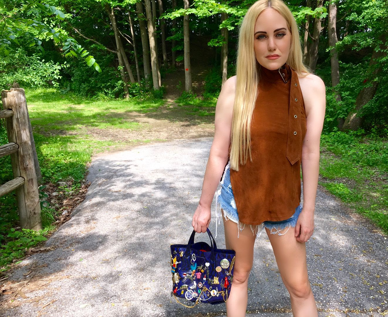 photo Cailli Beckerman-marques almeida suede top-marc jacobs charm bag- coach patchwork shoes-beckermanBlog-Toronto-4_zpskab6bofc.jpg