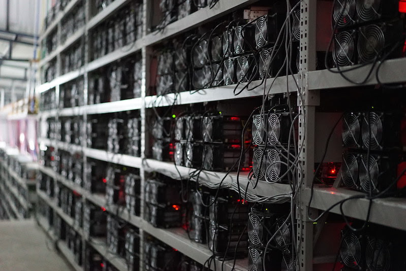 My Life Inside a Remote Chinese Bitcoin Mine