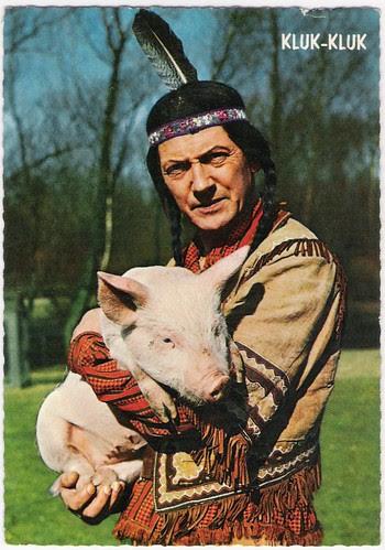 Herbert Joeks as Klukkluk