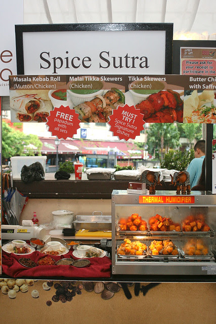 Spicy delights of all kinds